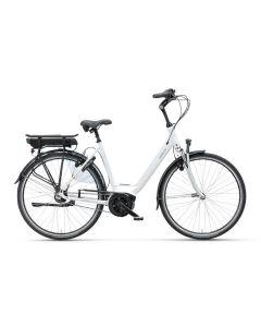 Batavus E-Citybike Garda E-go - white