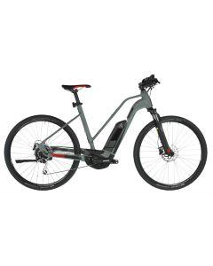 Kettler E-Crossbike Escaro Cross CX9N - grey matt