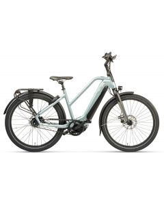Sparta E-Citybike d-burst M8TB - silvergreen