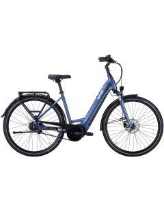 Kettler E-Citybike Traveller E-Gold 5Plus Belt FL - blue