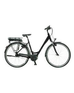 Green`s E-Citybike Bristol - black matt