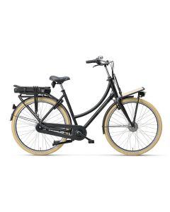 Batavus E-Lastenrad / E-Transportbike PACKD E-go -  black matt
